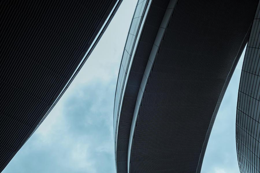 Urban Structure Photograph by Sasaki Makoto