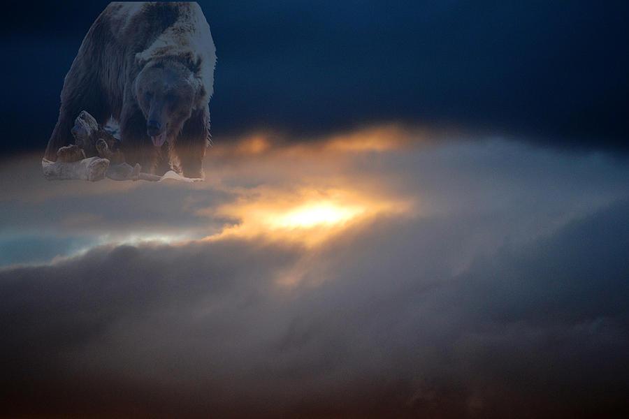 Landscape Photograph - Ursa Major  -  Great Bear by Kevin Bone