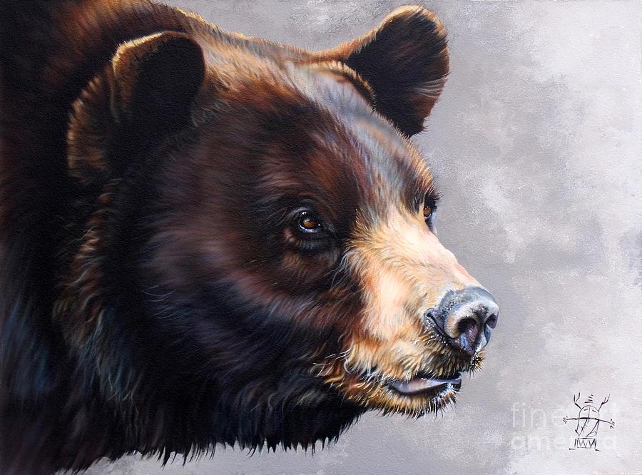 Ursa Major by J W Baker