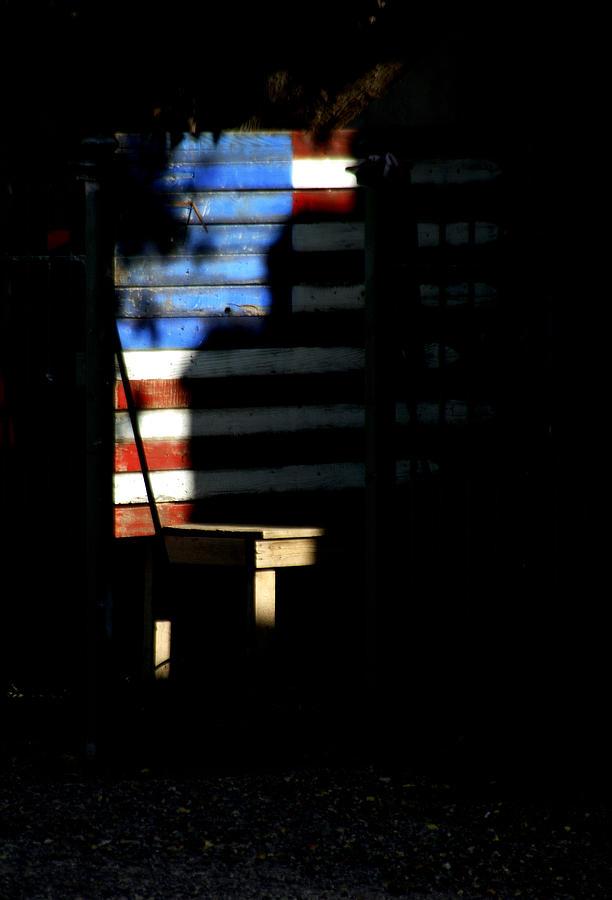 U.s. Flag 21158 Photograph
