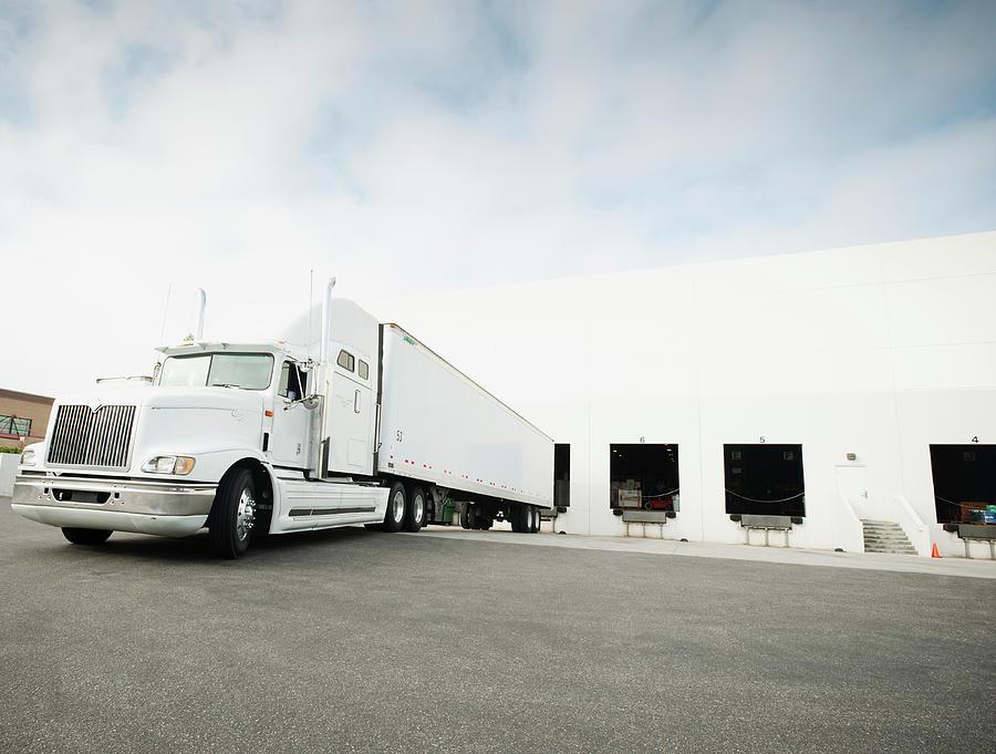 Usa, California, Santa Ana,truck Photograph by Erik Isakson