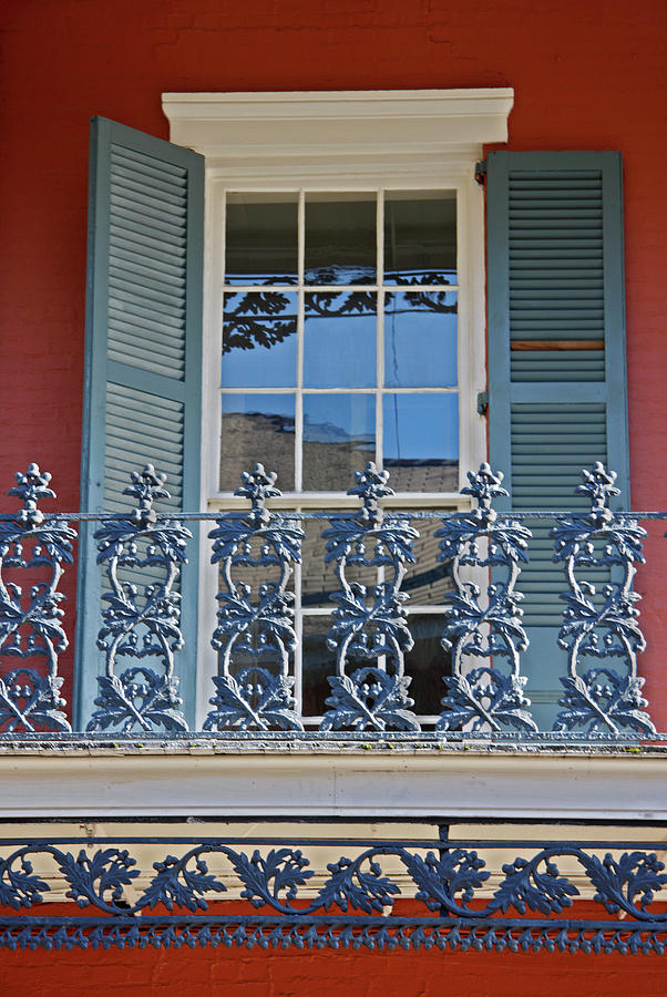 Architecture Photograph - Usa, Louisiana, New Orleans, French by Jaynes Gallery