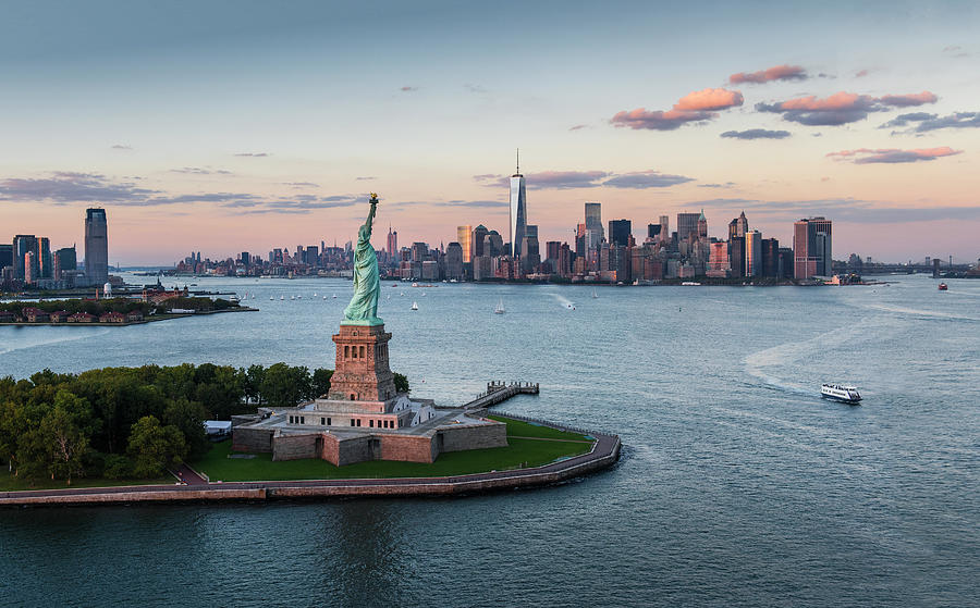Usa, New York State, New York City Photograph by Tetra Images