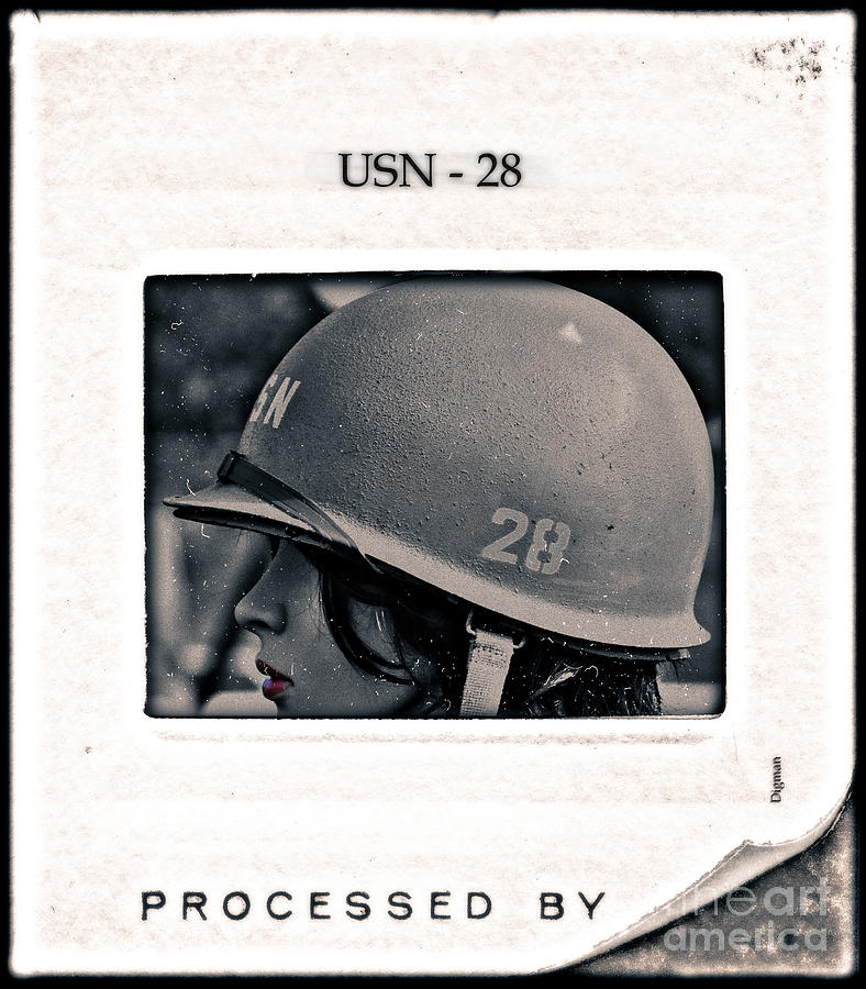 Navy Photograph - Usn - 28  by Steven Digman