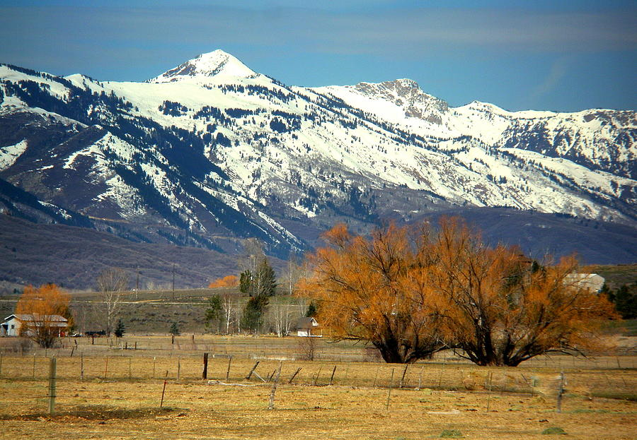 Utah countryside photograph by kevin bohner for Country house com