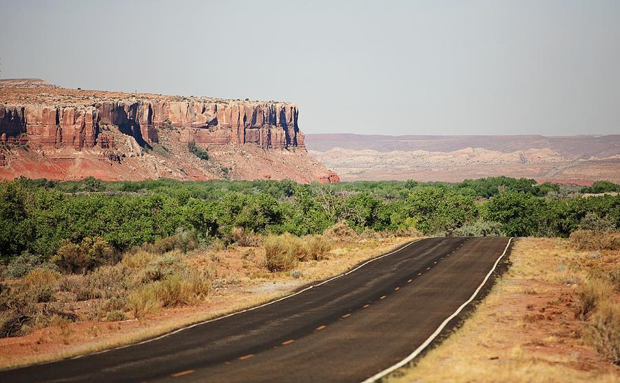Utah Desert Photograph by Kathryn Froilan