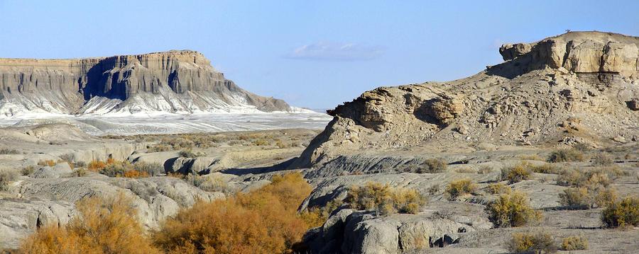 Utah Outback 42 Panoramic Photograph