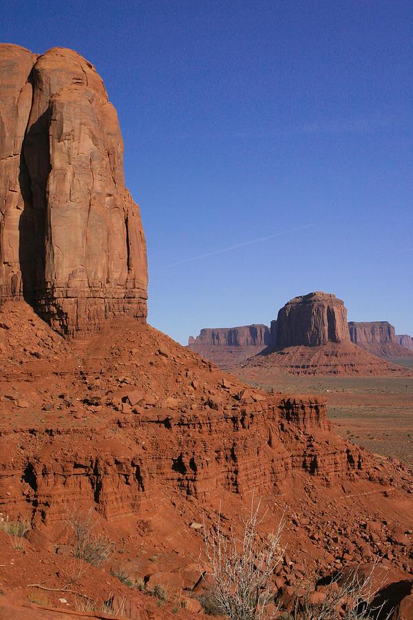 Utah Photograph - Utah Scenery by Diane Bohna