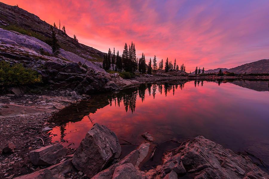 Utah Photograph - Utahs Cecret by Chad Dutson