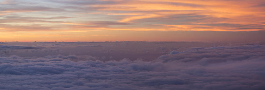 Sunset Photograph - Utopia by Brad Scott