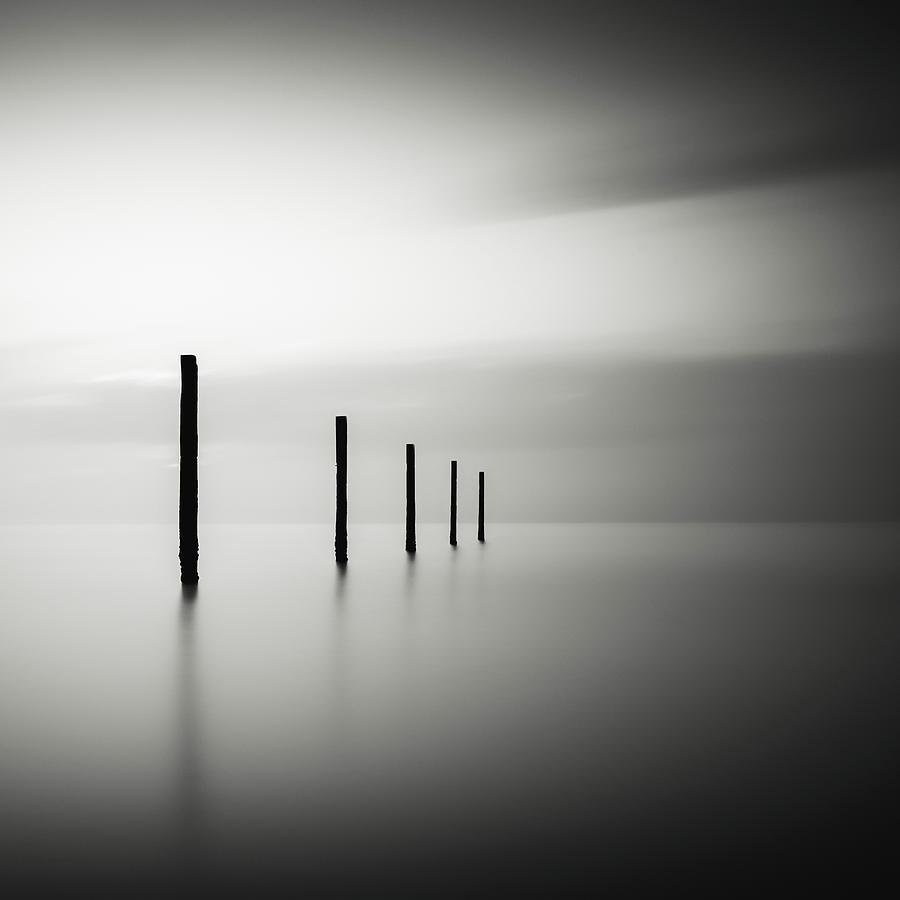 Minimal Photograph - V by Christophe Staelens