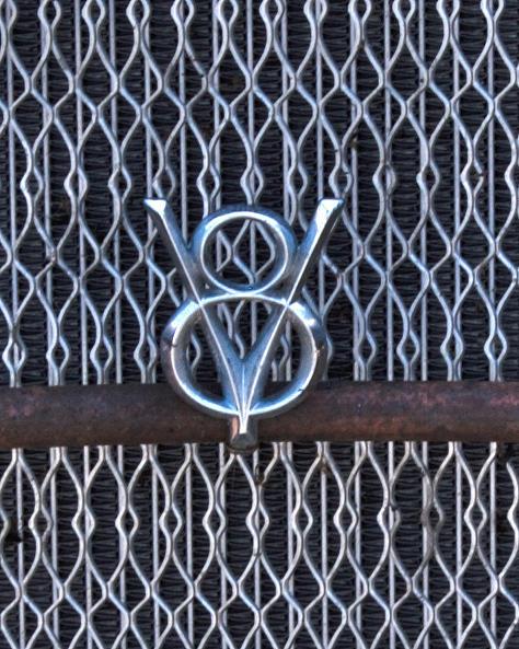 V8 Photograph - V8 by Cyrel Moore