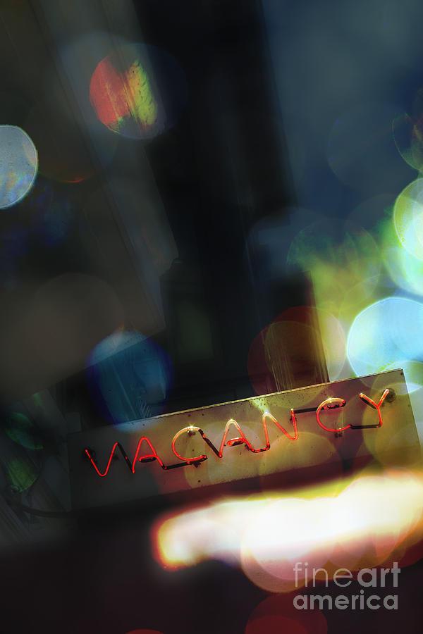 Vacancy Photograph - Vacancy by Margie Hurwich