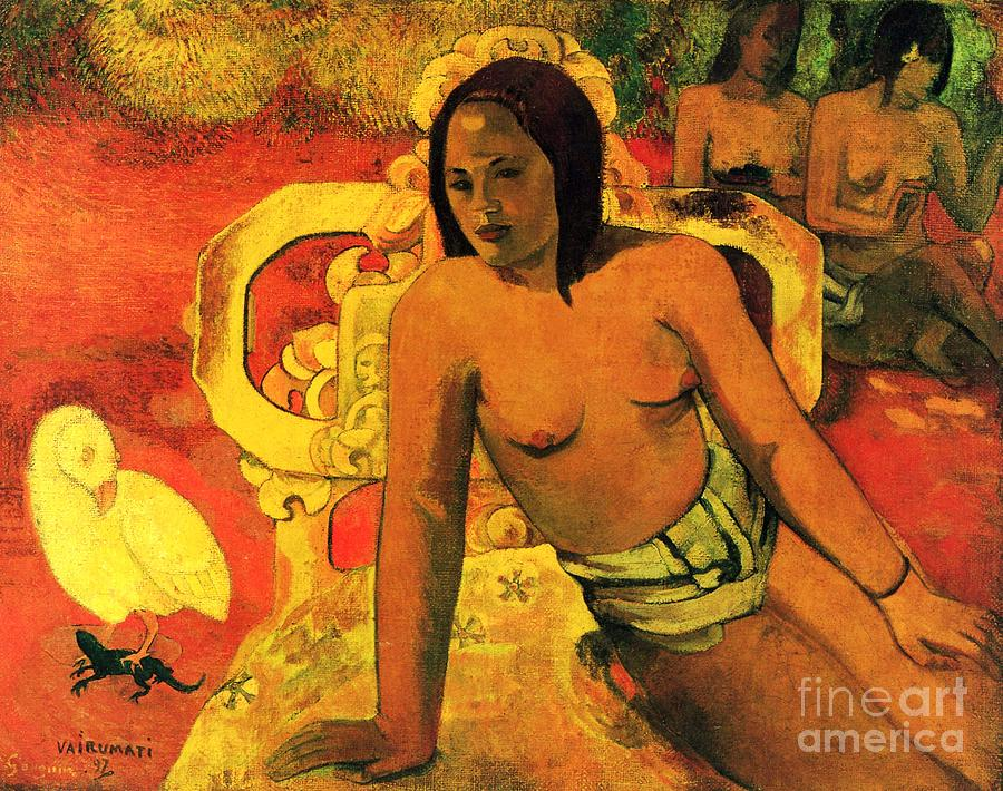 Reproduction Painting - Vairumati by Pg Reproductions