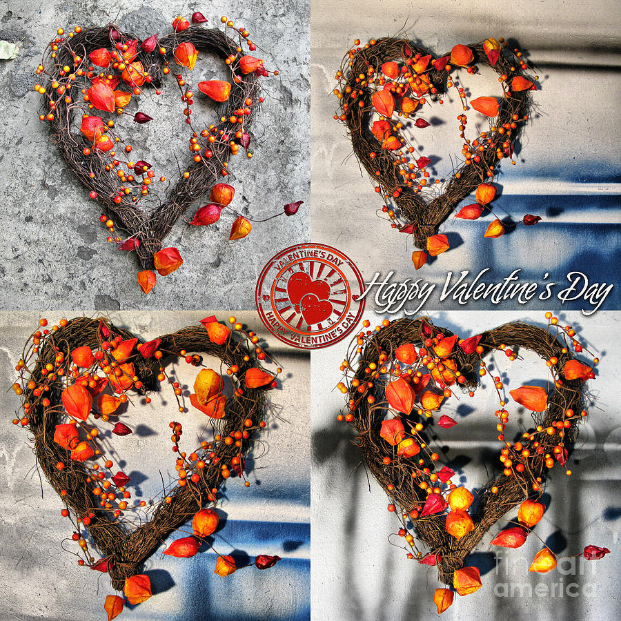 Valentines Photograph - Valentines Day by Daliana Pacuraru