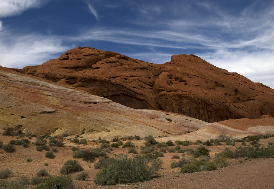 Valley Of Fire Photograph - Valley of Fire 2 by Jessica Wakefield
