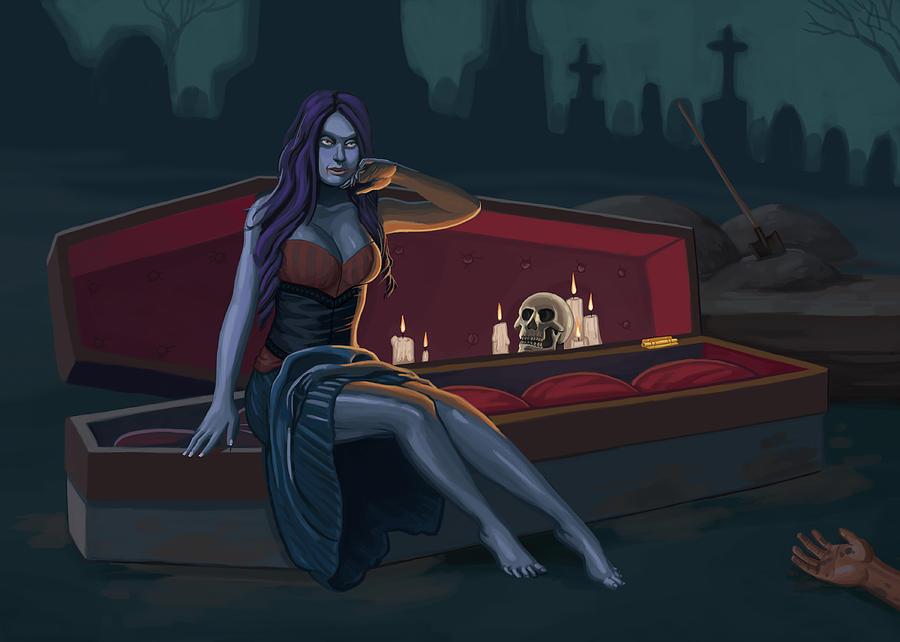 Vampire porn xxx