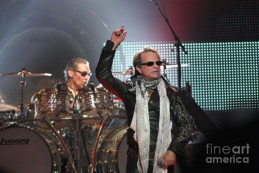 Van Halen Photograph - Van Halen-7148 by Gary Gingrich Galleries