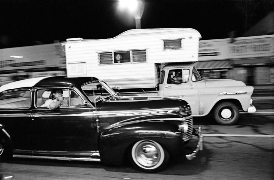 Van Nuys Boulevard 091 11 Chevy Glide Photograph By Richard
