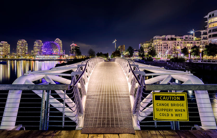 Cities Photograph - Vancouver Olympic Village by Alexis Birkill