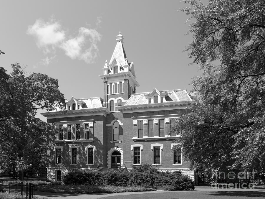 Aau Photograph - Vanderbilt University Benson Hall by University Icons