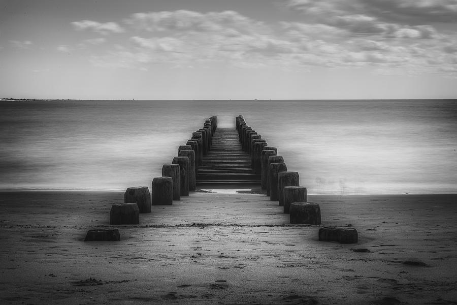 Nyc Photograph - Vanishing by Johnny Lam