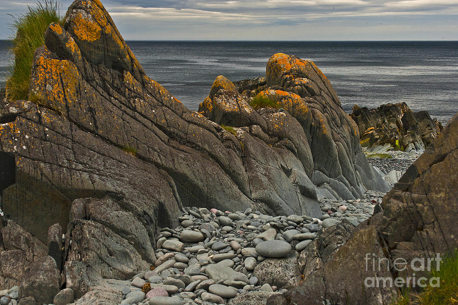 Varanger Rocky Coastline Photograph by Heiko Koehrer-Wagner | 900 x 600 jpeg 164kB