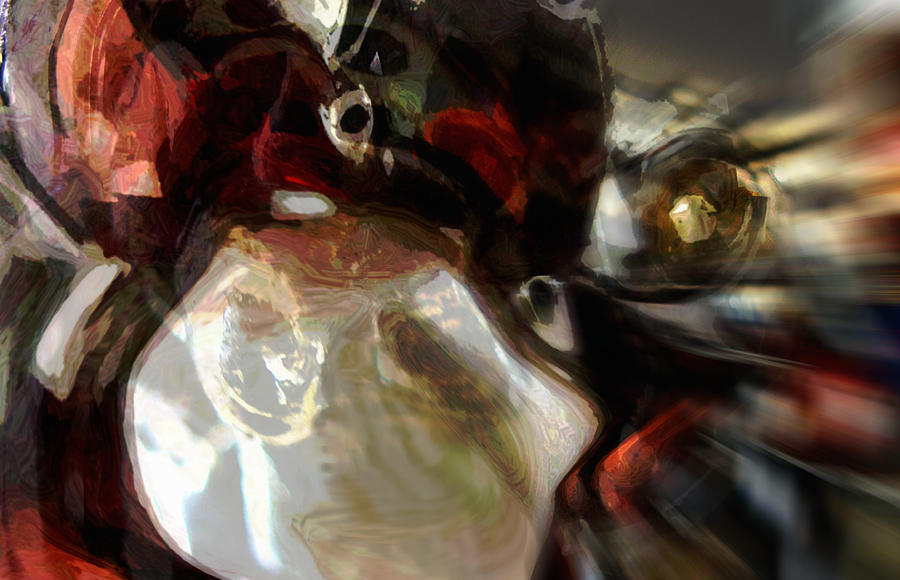 Gemstones Photograph - Variations On A Theme by Judy Paleologos