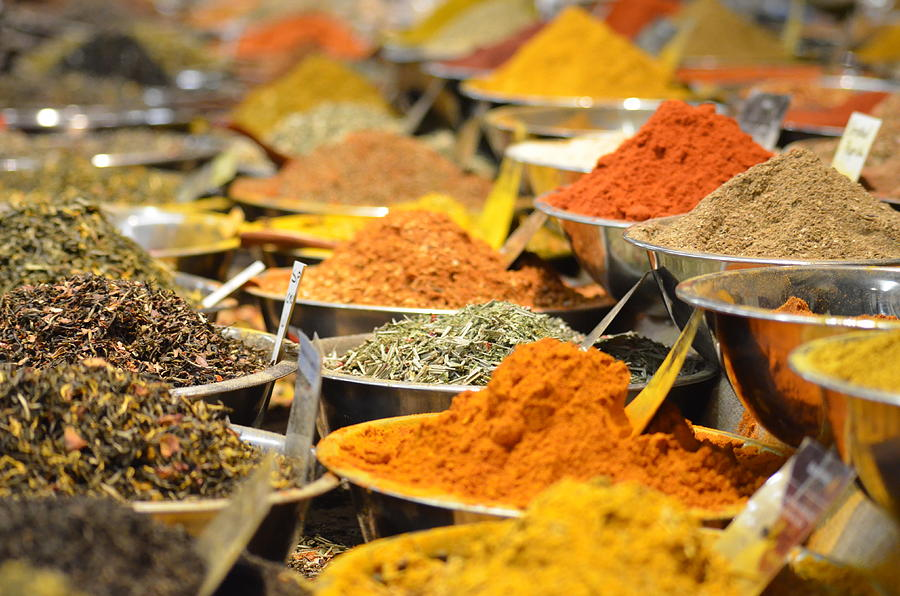 Variety Is The Spices Of Life Photograph by Photo By Des Brownlie