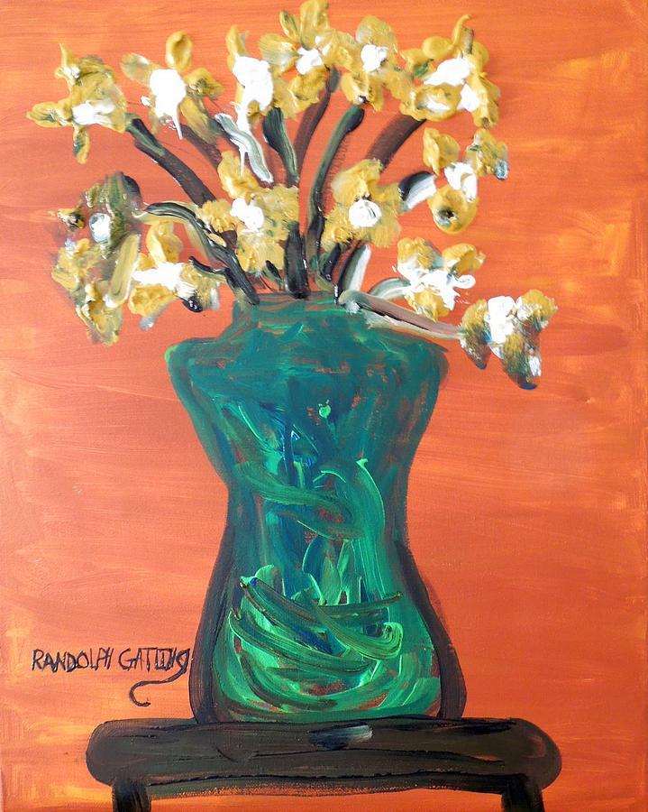 Vase by Randolph Gatling