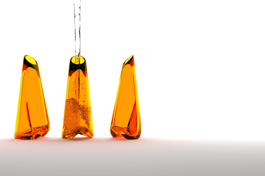 Vases Digital Art - Vases by Paul McManus