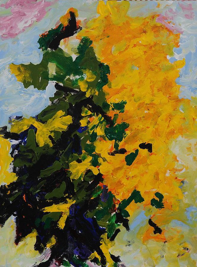 Abstract Paintings Painting - Vasona by Wayne Salvatore