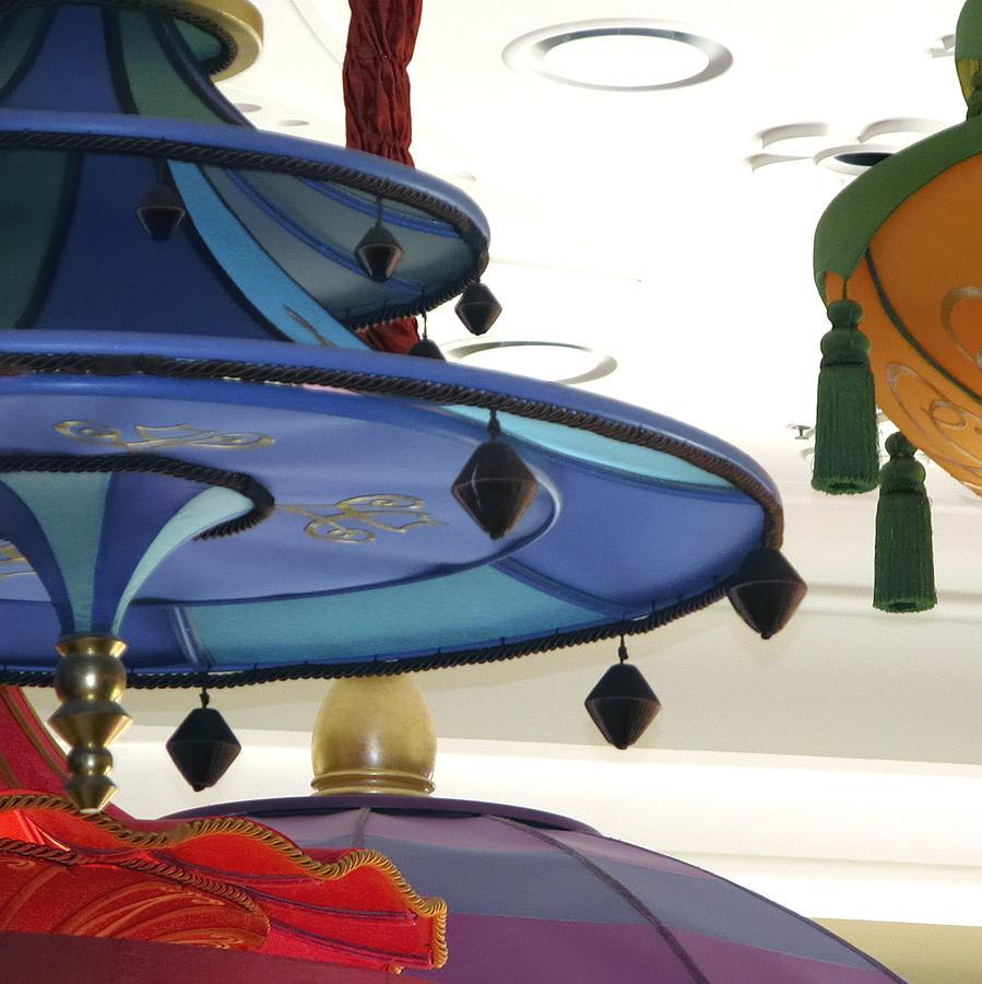 Vegas Ceiling Decor 2751 Photograph