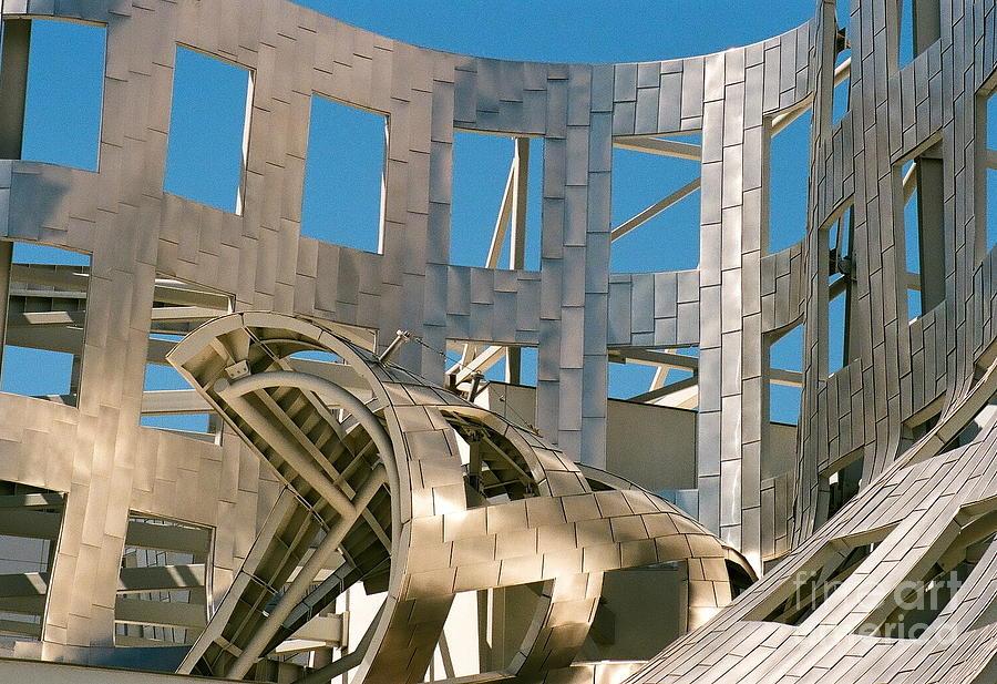 vegas deconstructivism photograph by dennis knasel