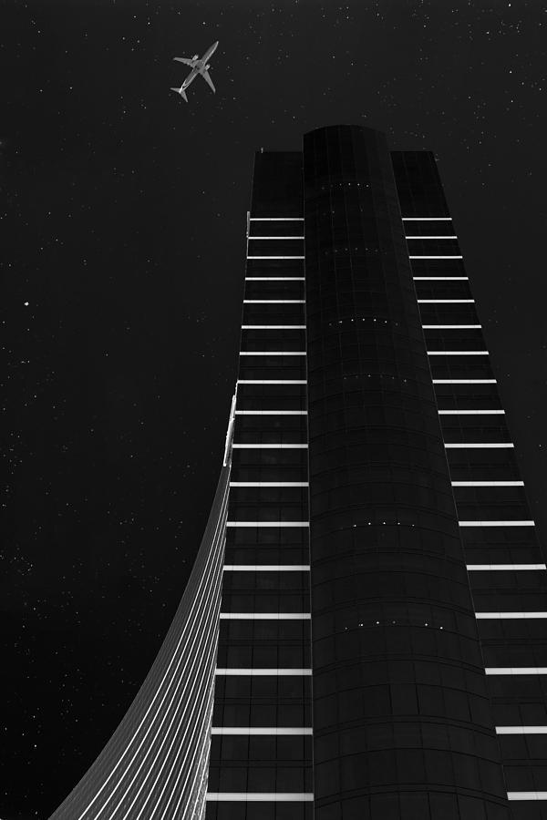 America Photograph - Vegas Fantasy by Alyaksandr Stzhalkouski