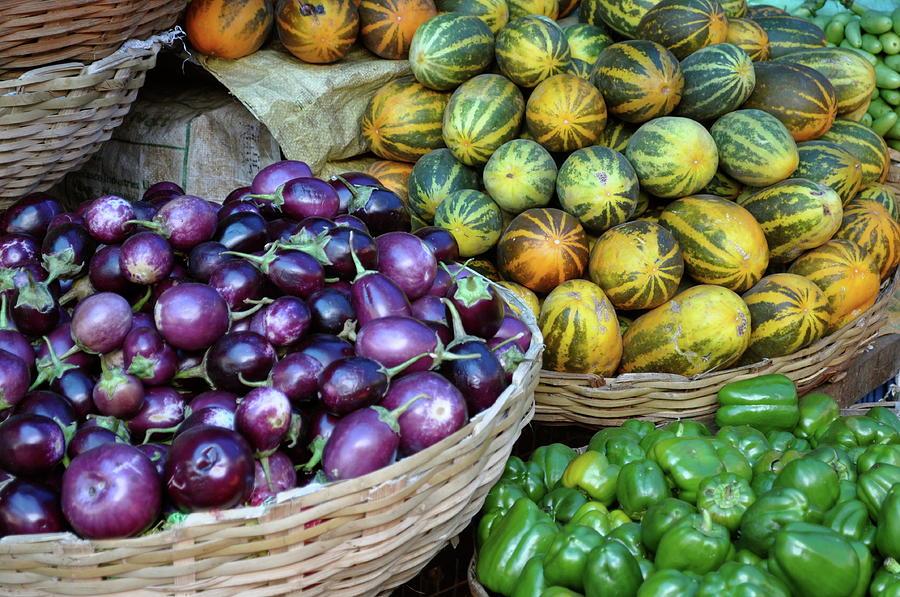 Vegetables Photograph by Victoria Lea Bergesen