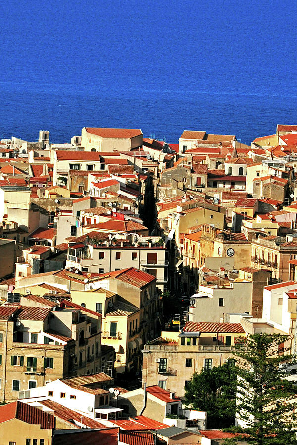 Veins Of Cefalu Photograph by Image Brought To You Through The Eye Of Andrew Parker