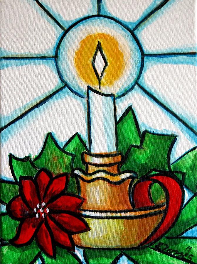 Vela Painting - Velapascua by Edgar Torres