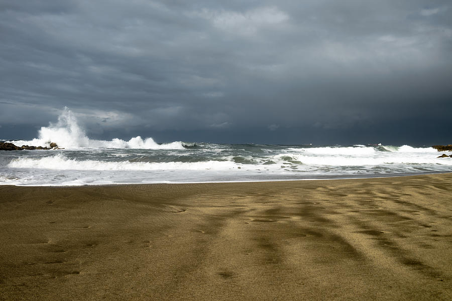 Sea Photograph - Velvet beach by Michael Goyberg