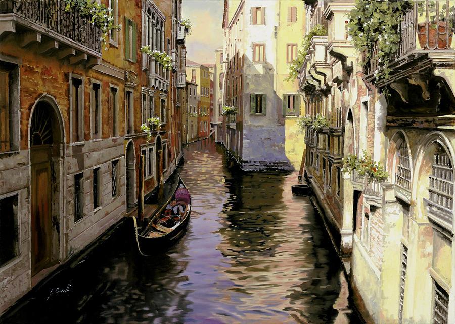 Venice Painting - Venezia Chiara by Guido Borelli