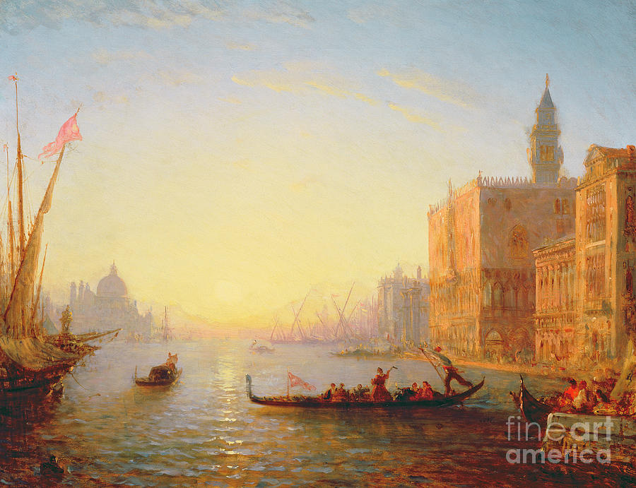 Grand Canal Paintings   Fine Art America