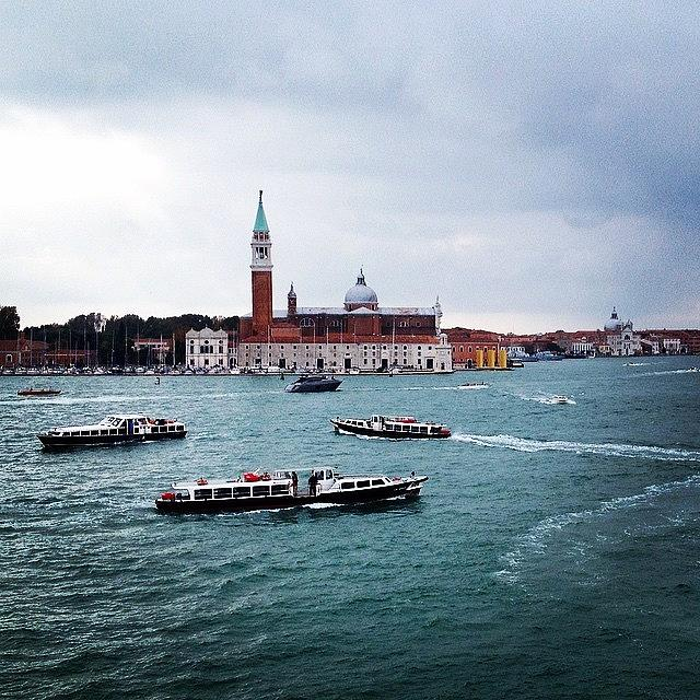 City Photograph - #venice #italy #landscape #city by Luisa Azzolini