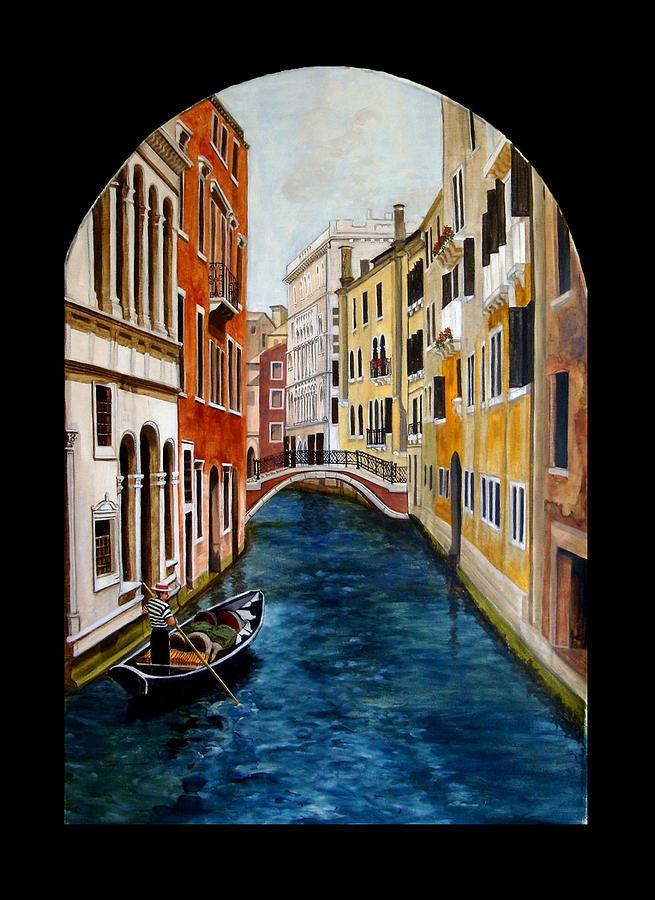 Venice Painting - Venice by Teresa Carter