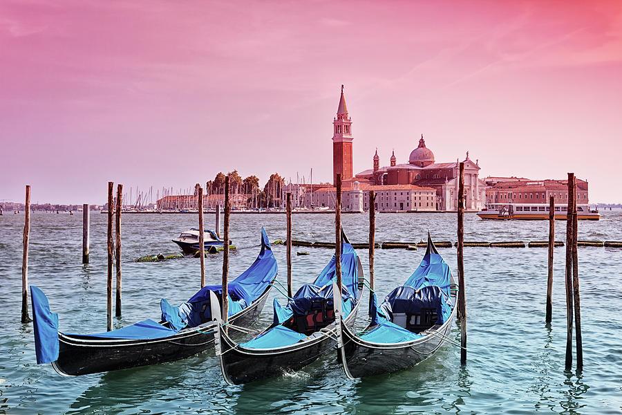 Venice Photograph by Valentinrussanov