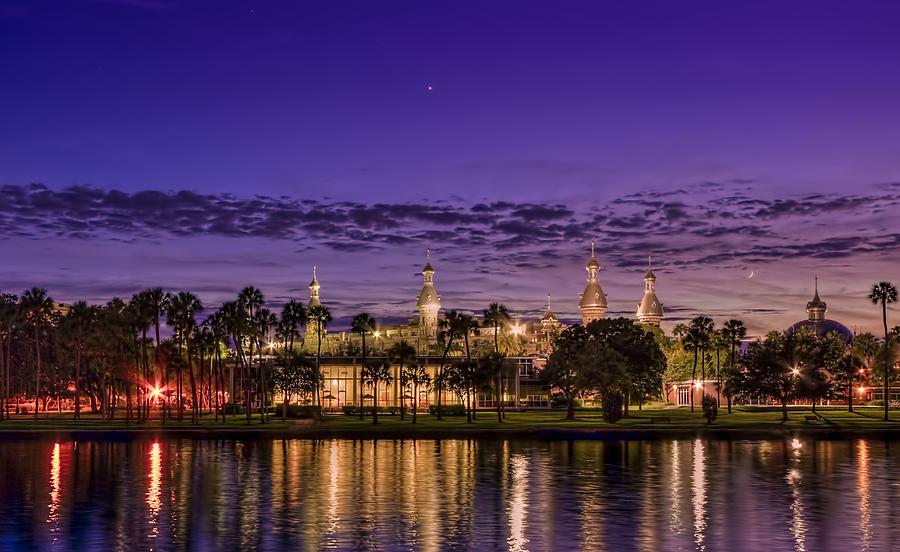 Minarets Photograph - Venus Over The Minarets by Marvin Spates
