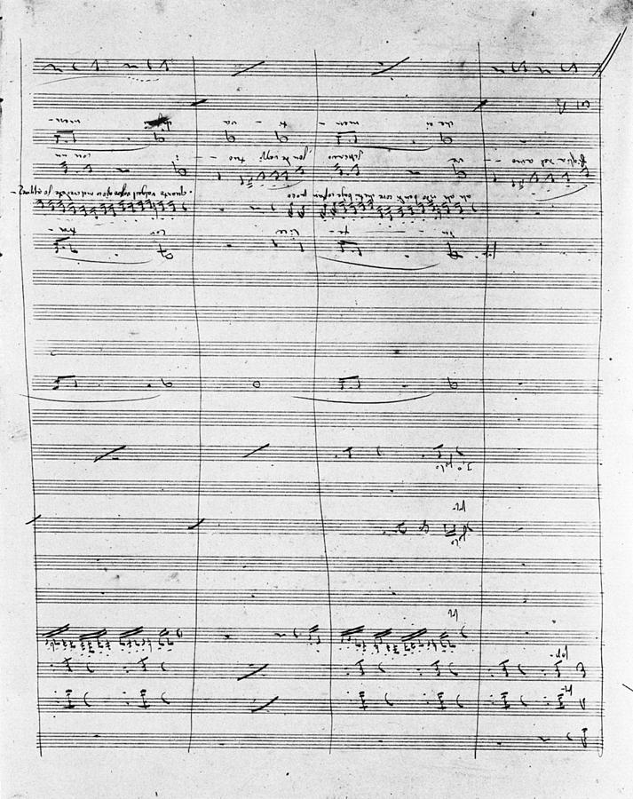 1850 Painting - Verdi Rigoletto, 1850 by Granger