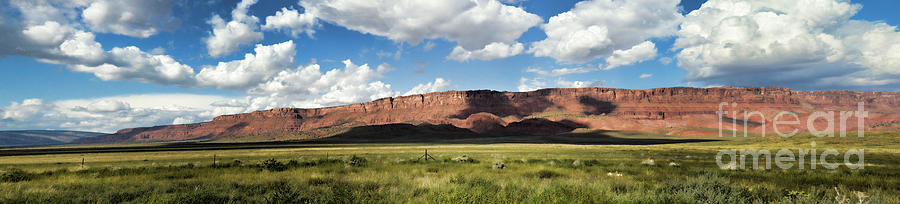 Vermilion Cliffs Arizona by Donna Greene