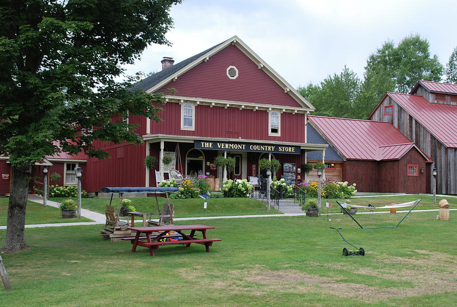 Vermont Country Store 5654 Photograph By Guy Whiteley