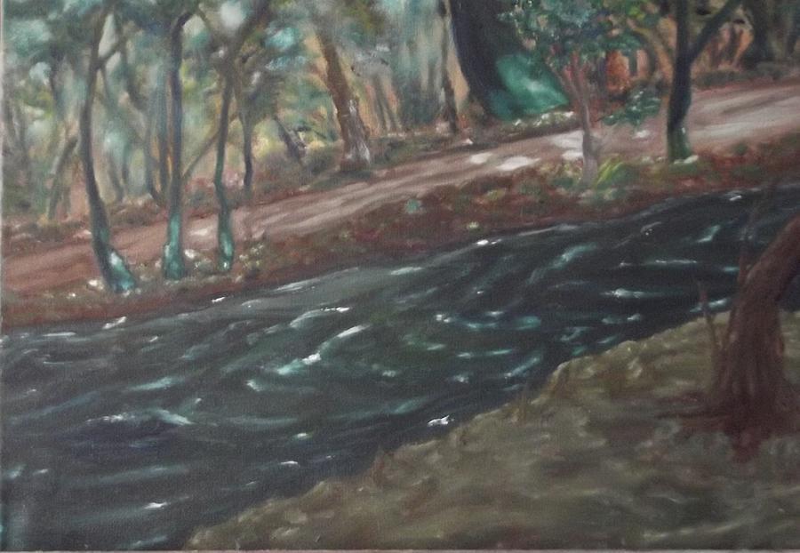 Vernavola Park Painting