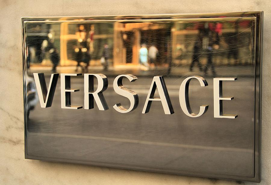 Versace Photograph - Versace by Dan Sproul
